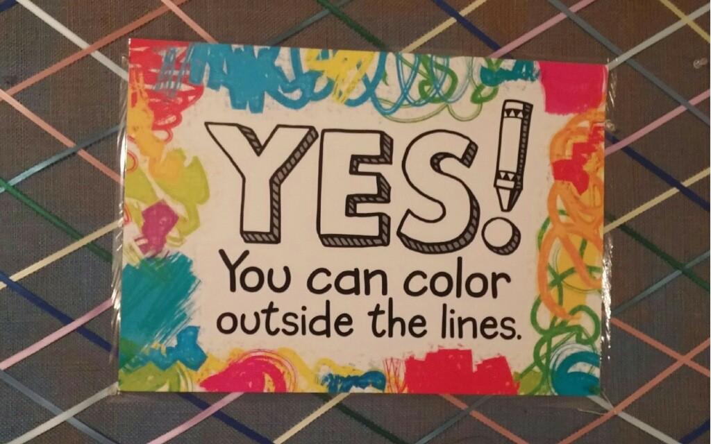 Denham Springs Art Classes - Color Outside the Lines!