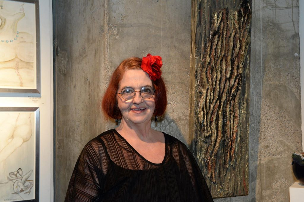 The Treasures of Pointe Coupee Exhibit - Marcia Eisworth